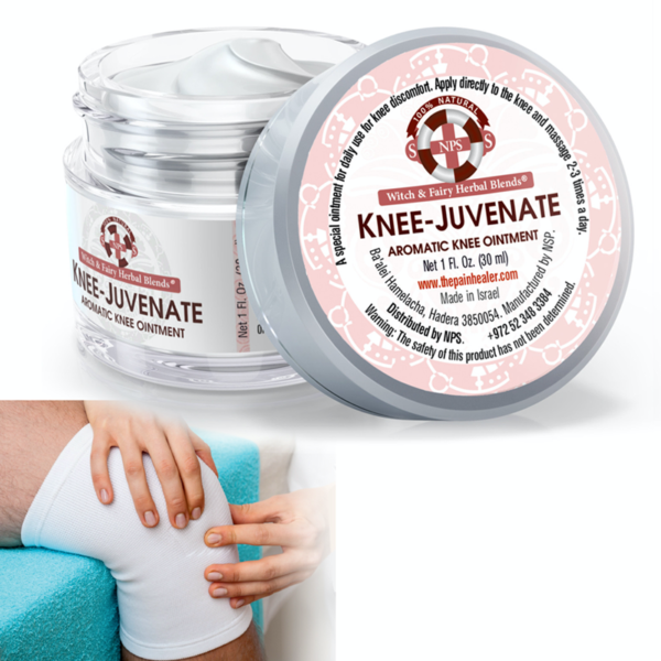 knee-juvenate - The Pain Healer